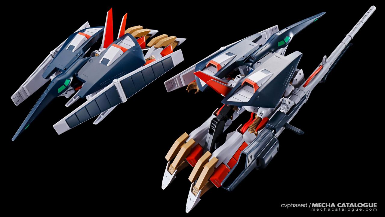 Bringing a Line Back to Life: HG L-Gaim Mk-II