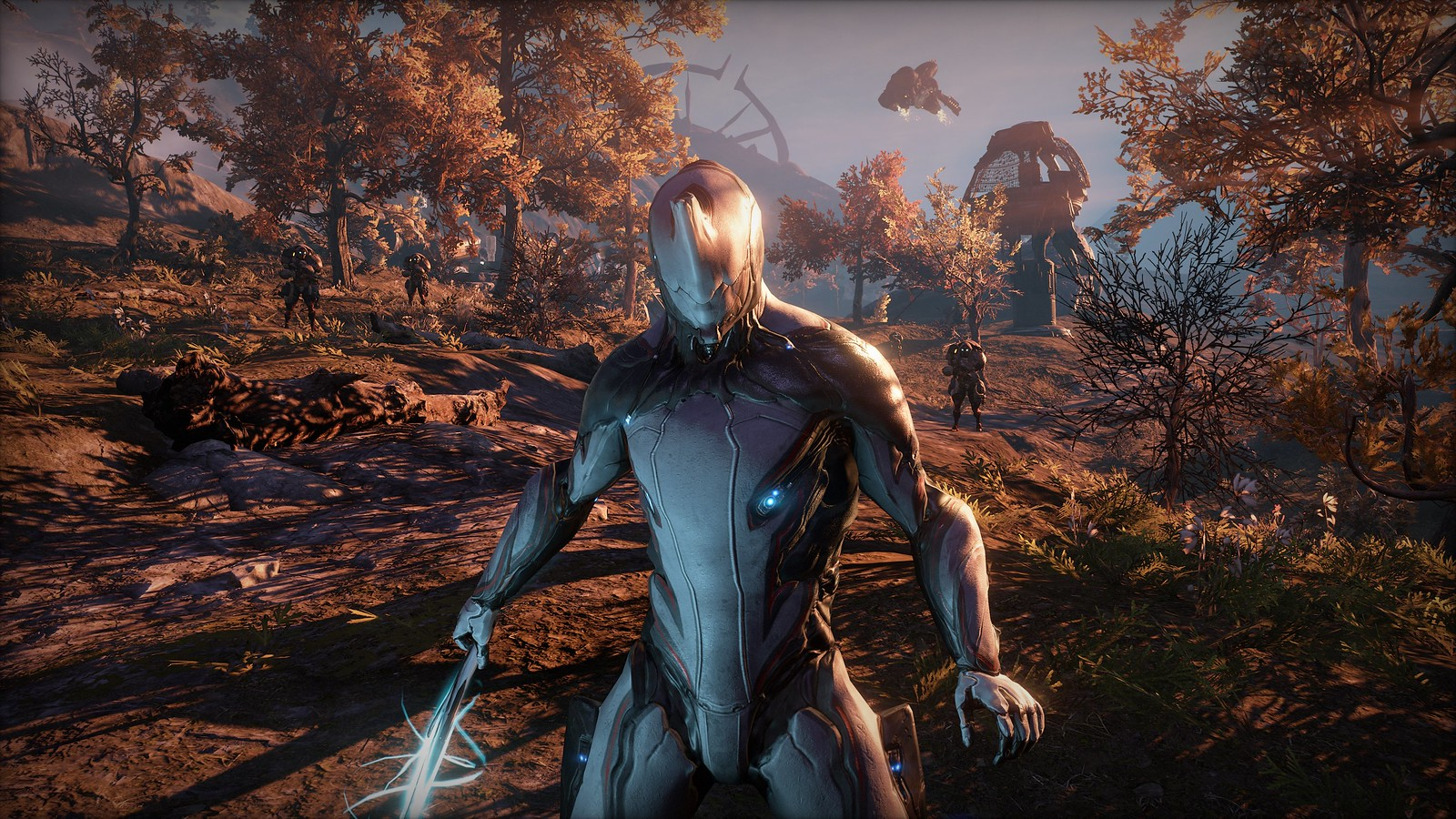 Warframe on PS5