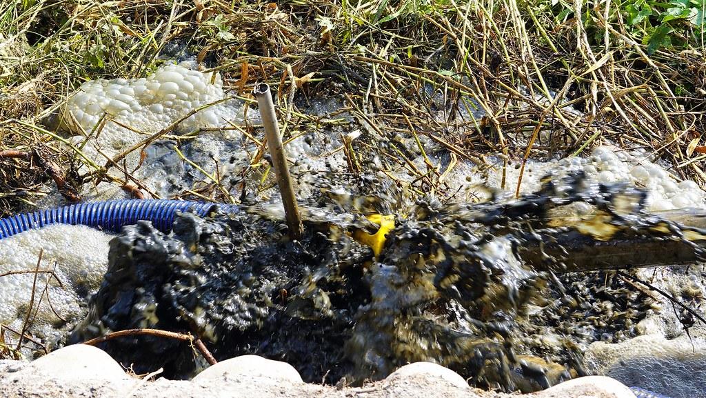 雲林沼渣沼液資源化利用參訪。孫文臨攝