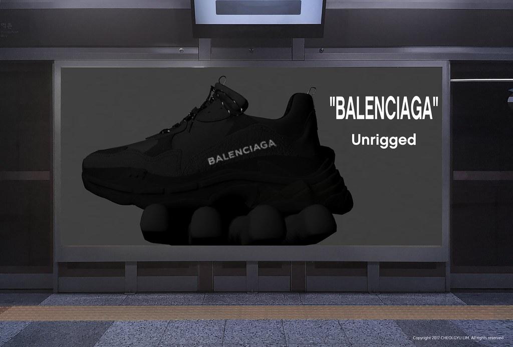 [RXN] Balenciaga (Unrigged)