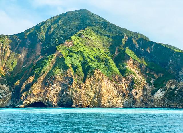 龜山島|浪漫牛奶海
