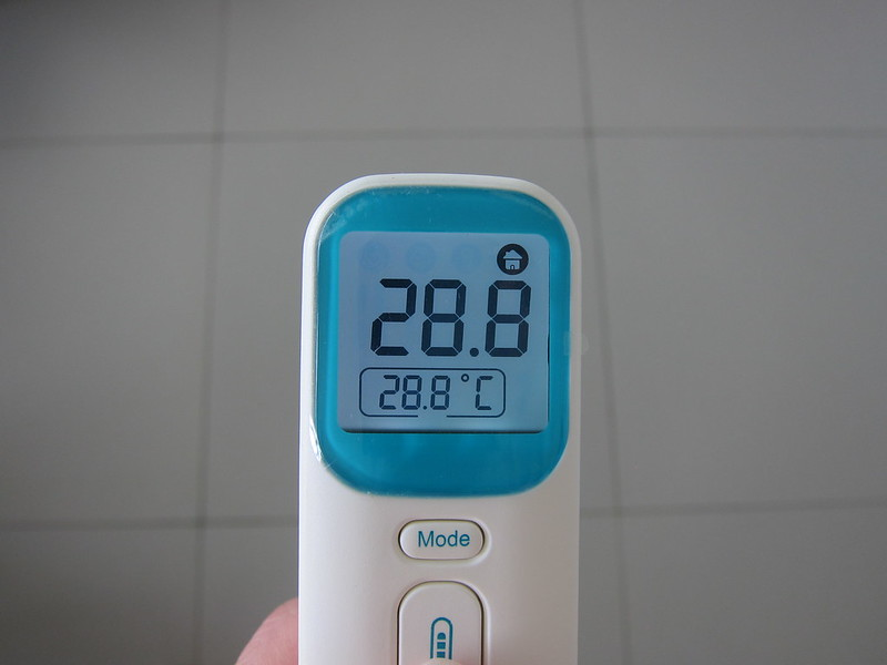 Cool Focus - Temperature - Room