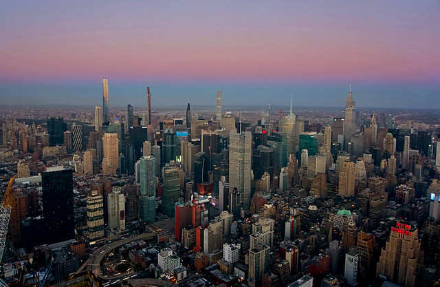 On the Edge - Hudson Yards, New York City