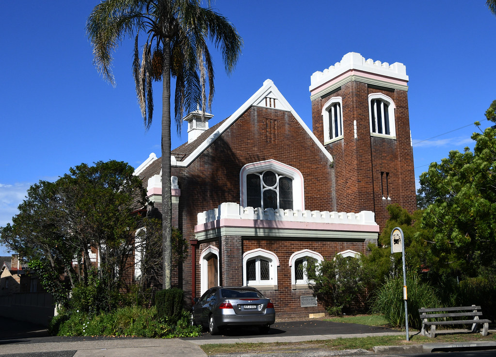 Uniting Church, Epping, Sydney, NSW.