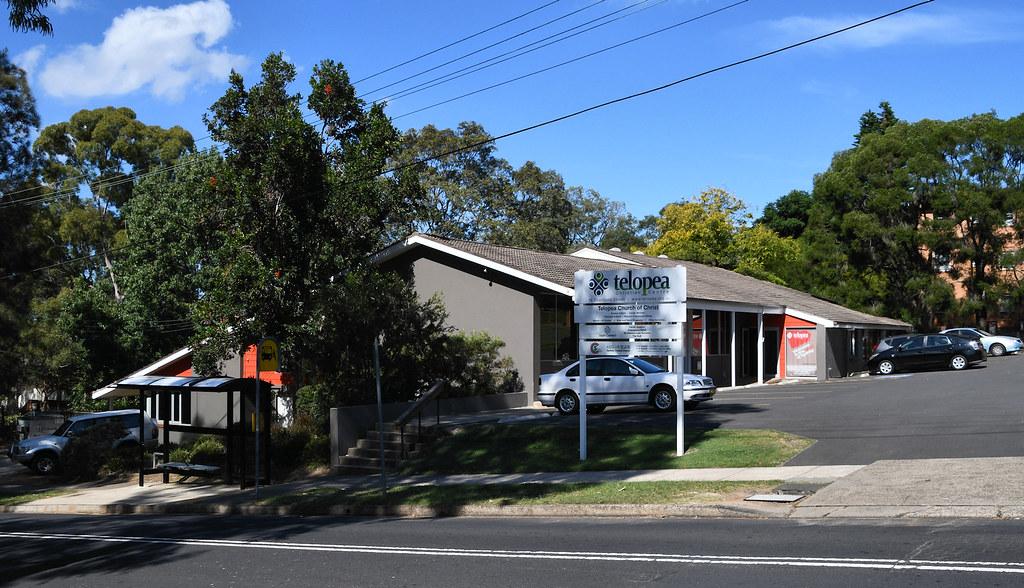 Church of Christ, Telopea, Sydney, NSW.