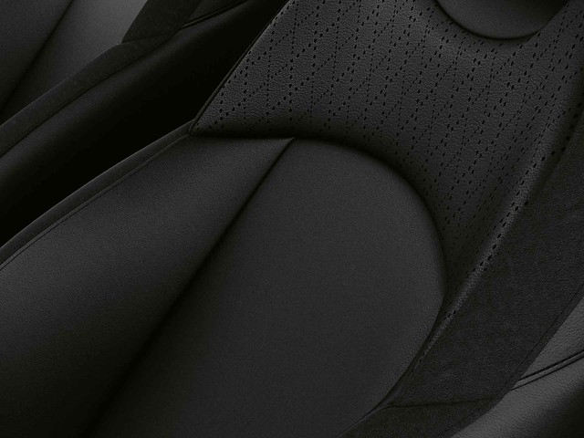 [新聞圖片八] MINI Cooper精工典藏版升級Cross Punch真皮內裝
