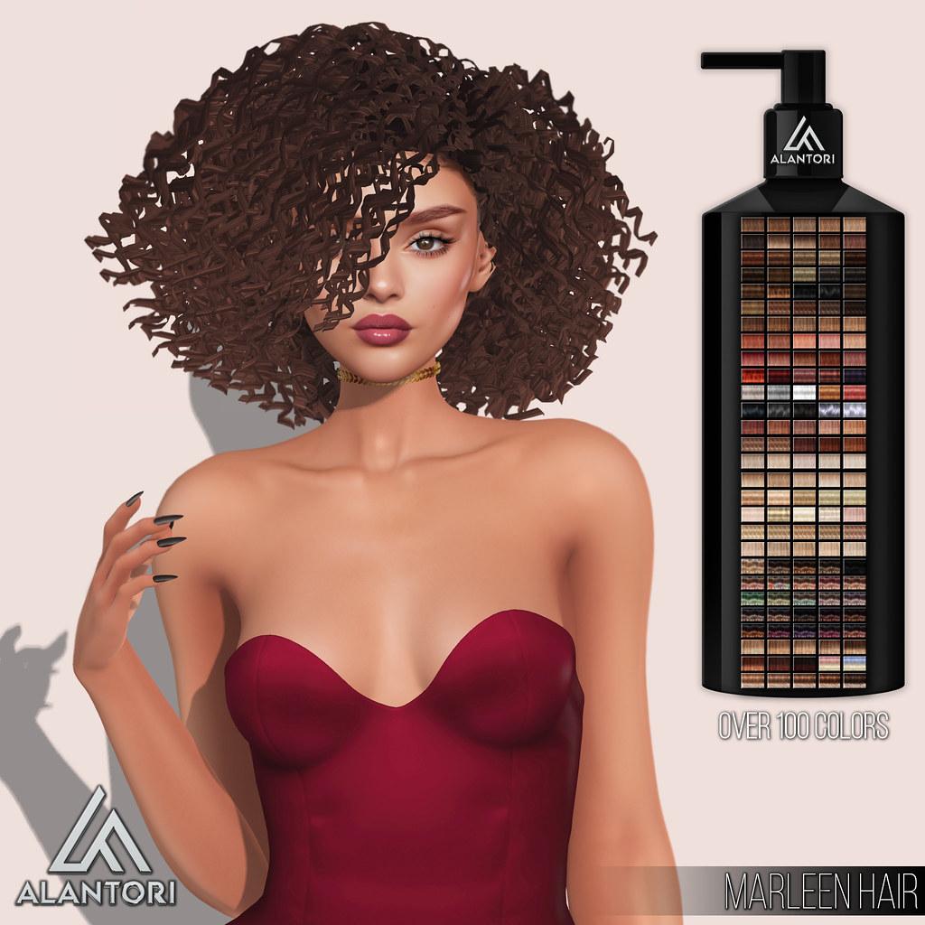 ALANTORI - Marleen Hair