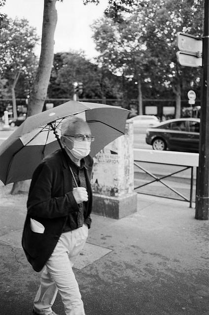 Boulevard Saint-Michel ◾️ Paris 5e - Juin 2020 - Déconfinement