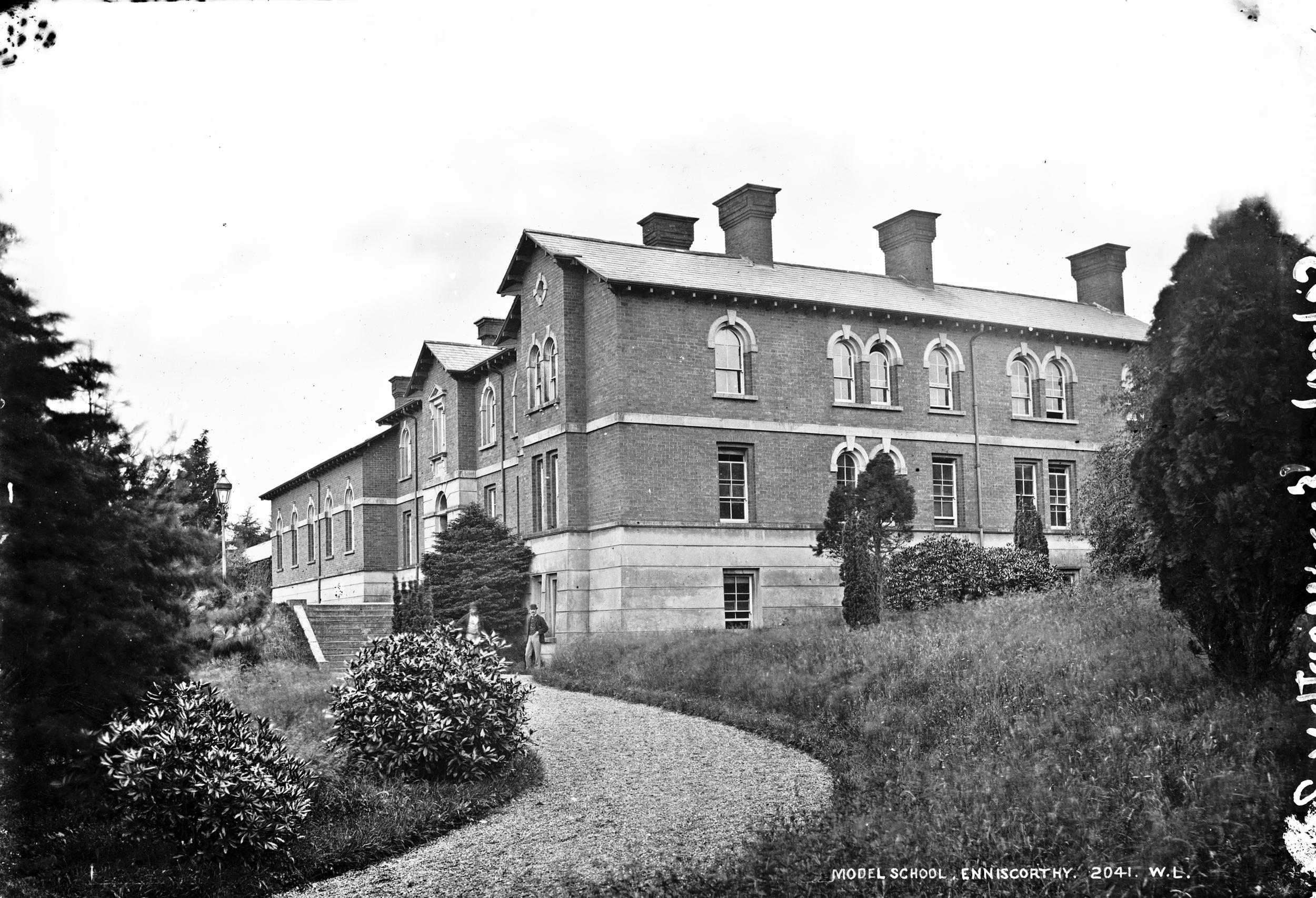 The Model School in Enniscorthy