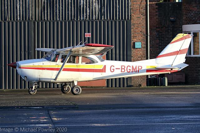 G-BGMP - 1965 Reims built Cessna F172G Skyhawk, Barton resident