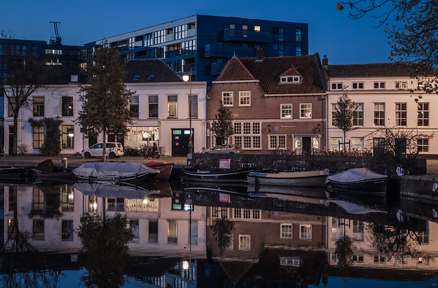 Reflections in the Stadsbuitengracht