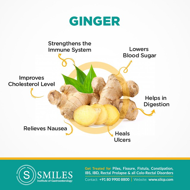 Ginger benefits for a healthy life | Strengthen your Immune System