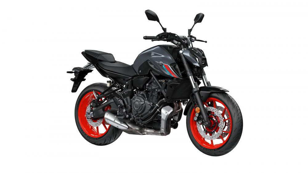 New Yamaha MT-07 2021 Storm Fluo