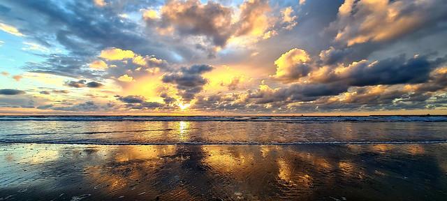 Autumn sunset  explored 05-11-2020