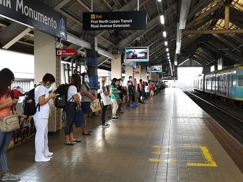 LRMC Boosts LRT-1 Capacity and Passengers