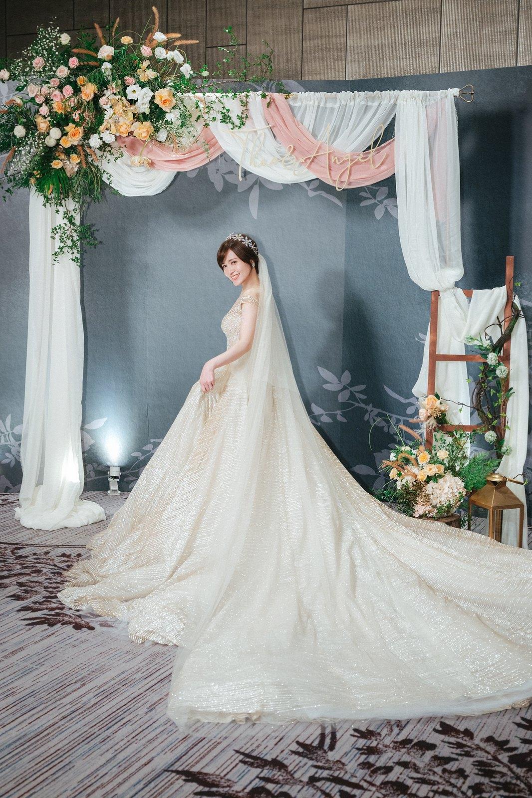 【婚攝】Theo & Angel / 國泰萬怡