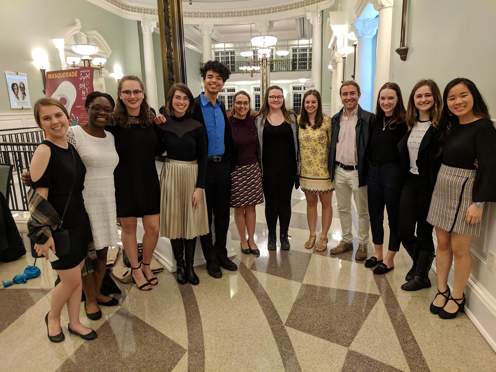 Charleston Fellows Program