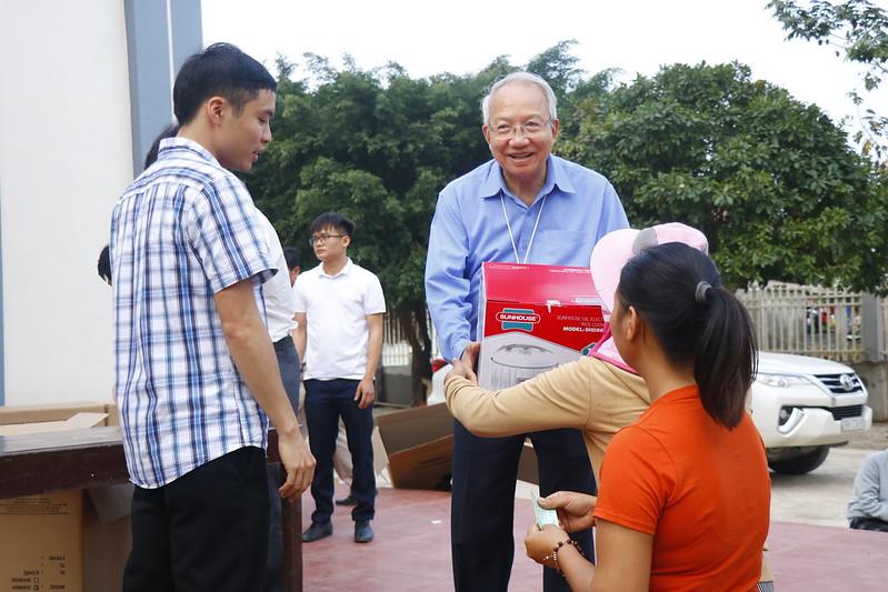 Cứu Trợ Yên Thuận