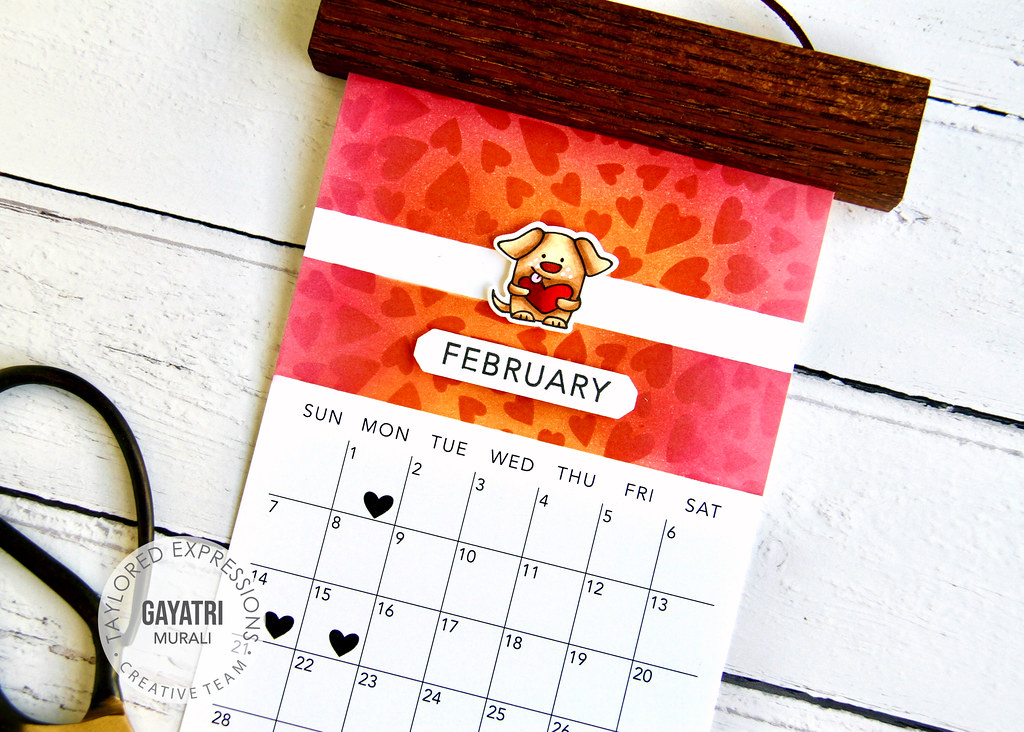 Feb Calendar closeup1