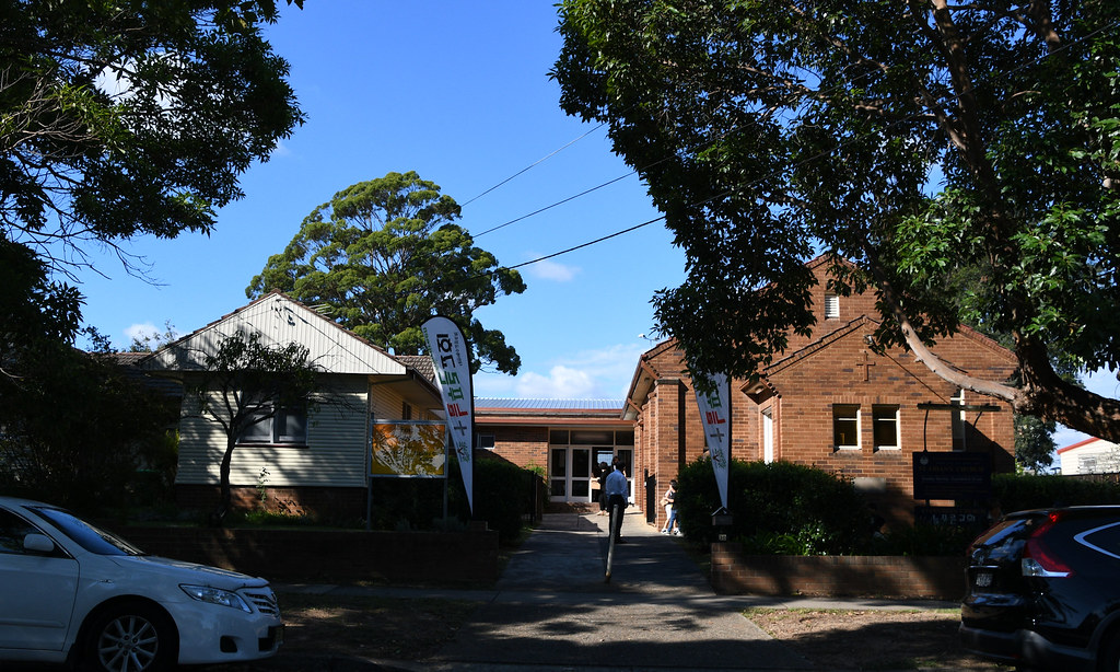 St Aidan's Anglican Church, Epping, Sydney, NSW.