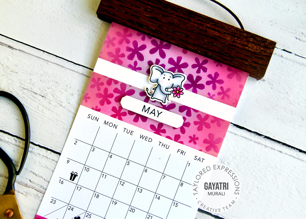May Calendar closeup1