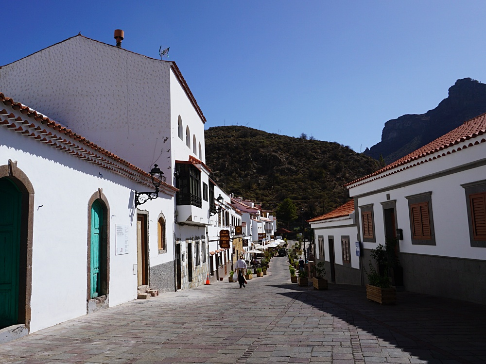 Tejeda Canary Islands