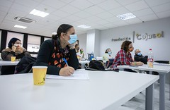 Aula de Salud FEAFES Huelva: Formación sobre salud mental