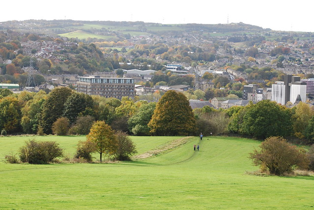 Brighouse in Autumn