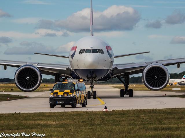 British Airways G-STBL 02