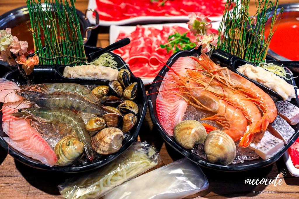 三重,三重火鍋,三重美食,峰御尚,峰御尚涮涮鍋物,峰御尚涮涮鍋物菜單 @陳小可的吃喝玩樂
