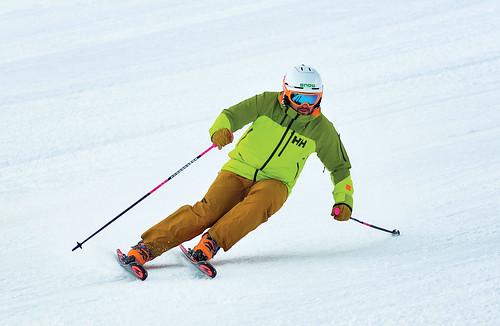 Test lyží 2020/21 - SNOWtest