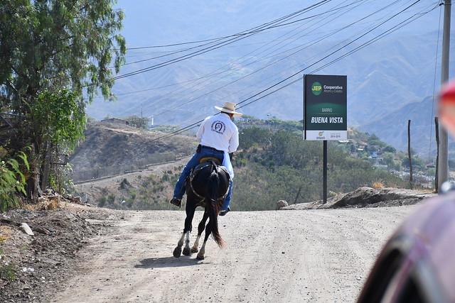 Inauguración del parque Los Ciprés San José Caballos de Paso (1)