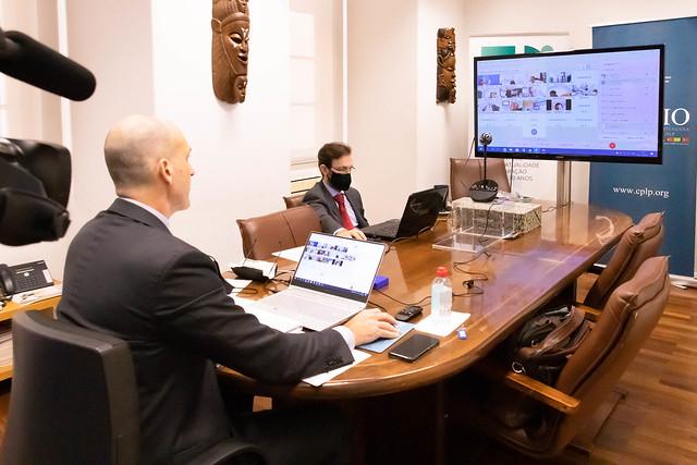 20.11. Grupo Técnico prepara Reunião de Ministros da Saúde