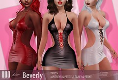 New release - [ADD] Beverly Dress