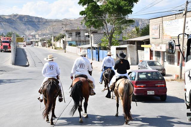 Inauguración del parque Los Ciprés San José Caballos de Paso (6)