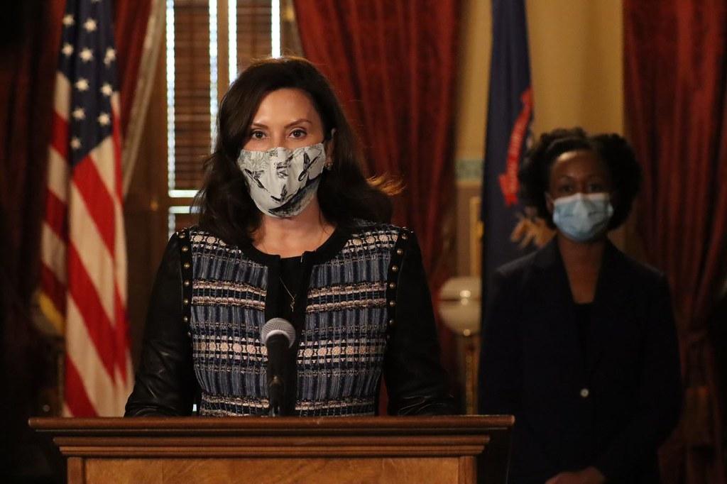 Governor Gretchen Whitmer Gives Michigan COVID-19 Update
