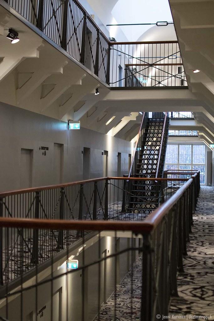 Hotelli Katajanokan käytävä