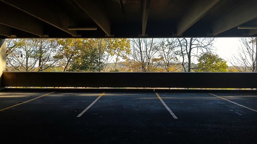 November parking garage
