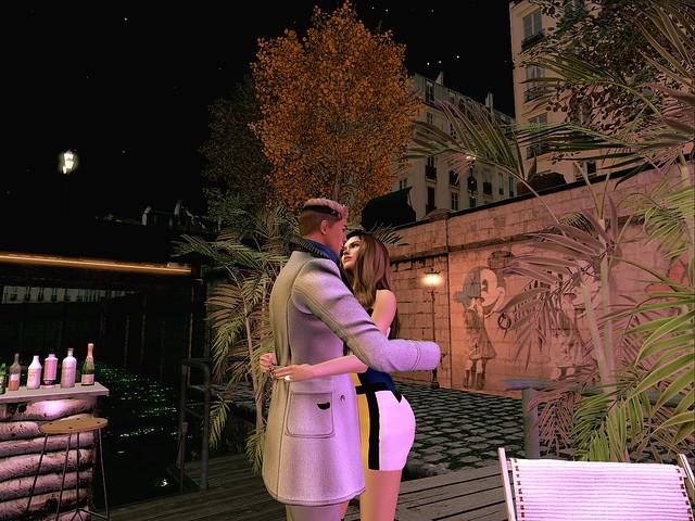 Midnight in Paris. - Everyday A Honeymoon