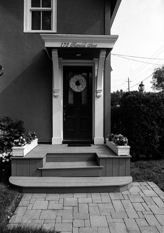 175 Reyonlds St. Front Door