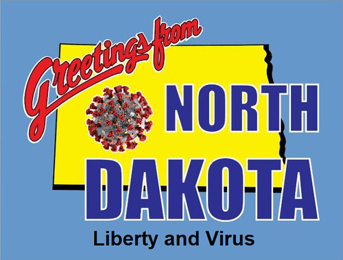 Virus-Infested North Dakota Elects Legislator Who Died of COVID-19