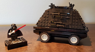 LEGO Mouse Droid | by jeffyobuilds