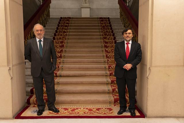 Convenio entre la Fundación pro-Real Academia Española y Fundación ONCE