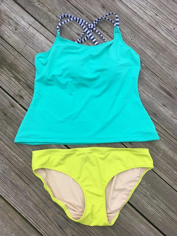 Women's Mairin Swimsuit by Sew a Little Seam