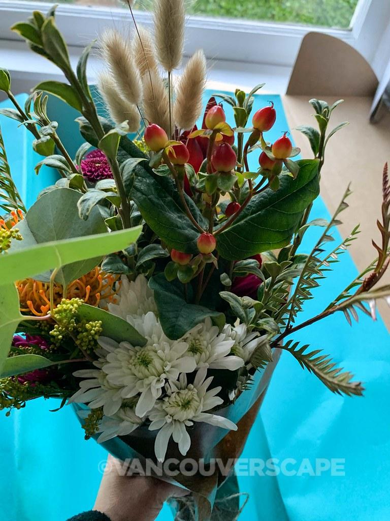 Callia flowers and Bordeaux-3