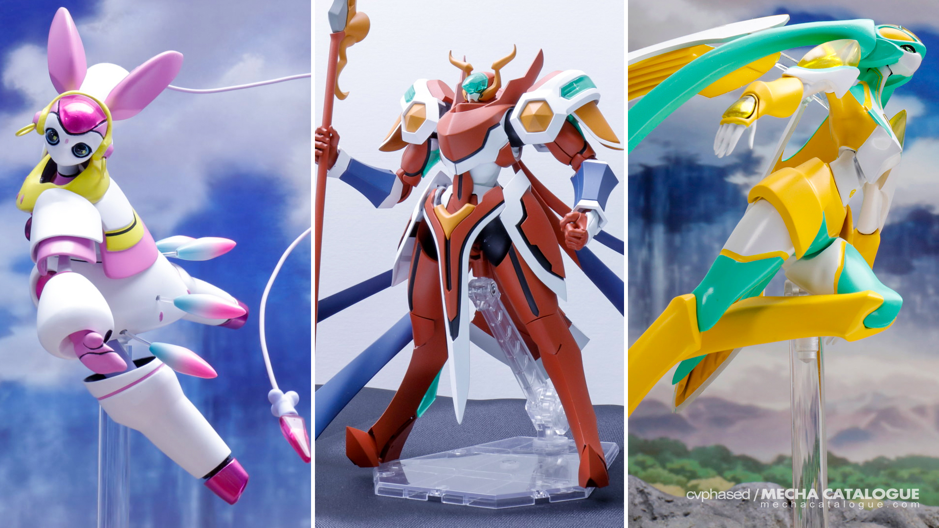"#TamashiiNation2020: The Robot Spirits ""Back Arrow"" Figures"