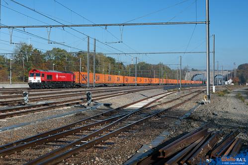 pb12 crossrail z47492 ligne 40 vise 5 novembre 2020 laurent joseph www wallorail be