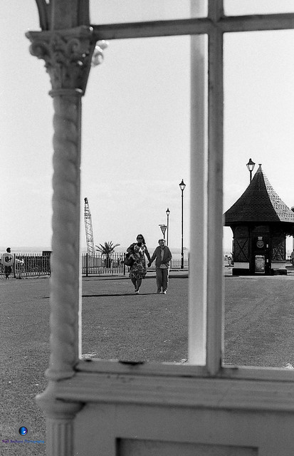 Mum and sister, Ramsgate. This was taken in July, just as the first lockdown was easing.