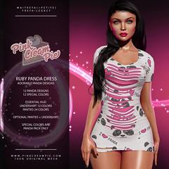 Ruby Panda Dresses