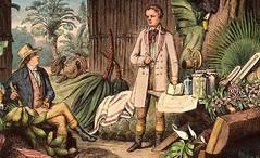 Alexander von Humboldt e gli effetti dell'uomo sull'ambiente